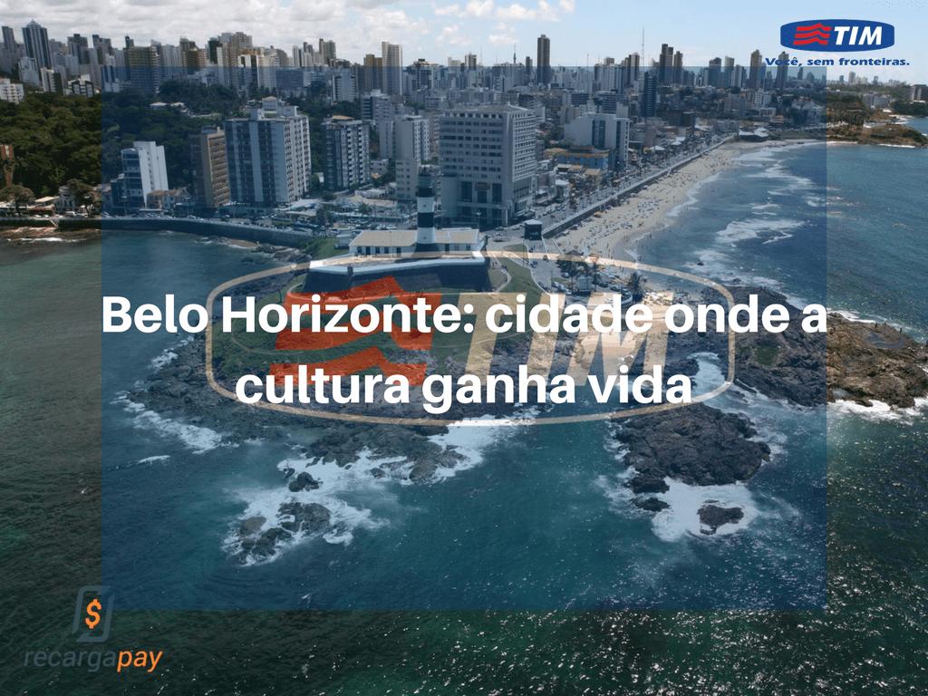 Conhece um pouco mais sobre Belo Horizonte, uma cidade famosa