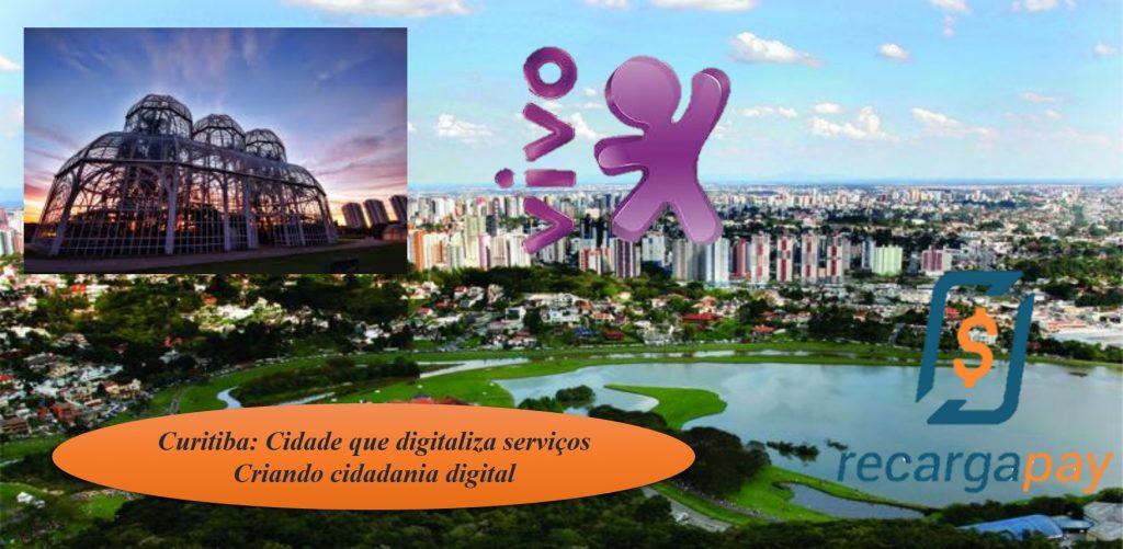 Curitiba: Cidadania digital