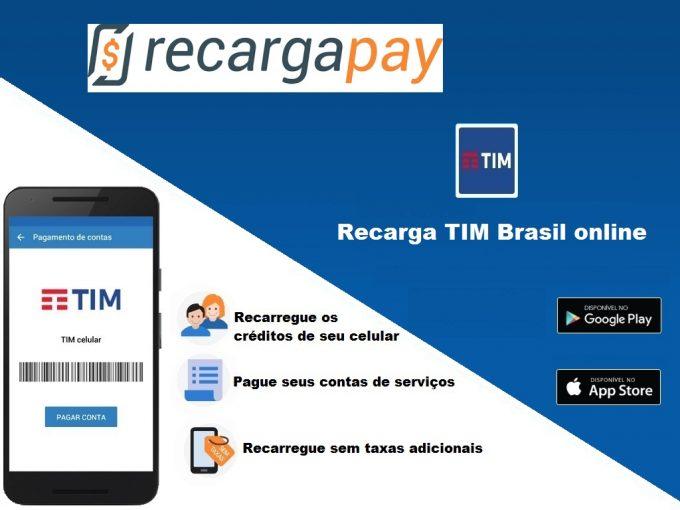 TIM oferece os melhores serviços e produtos