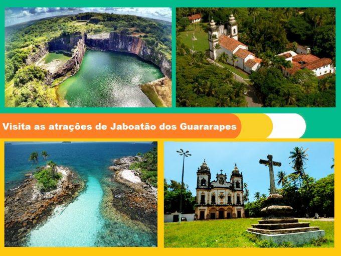 Vêem a conhecer Jaboatão dos Guararapes