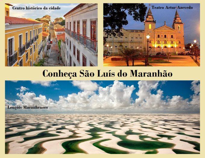 Conhece mais de São Luís do Maranhão