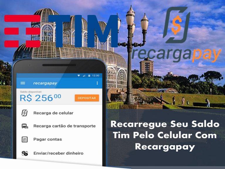 Recarregue seu credito TIM com esta nova app pelo celular
