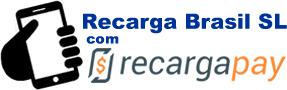 Logo recarga brasil sl com recargapay