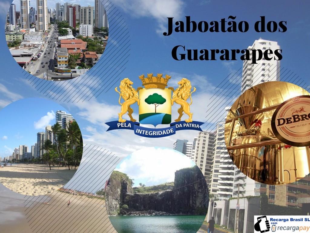 Jaboatão dos Guararapes,o Berço da Pátria