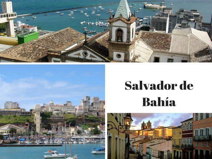 Descubra a cada um dos rincões da cidade de Salvador de Bahia