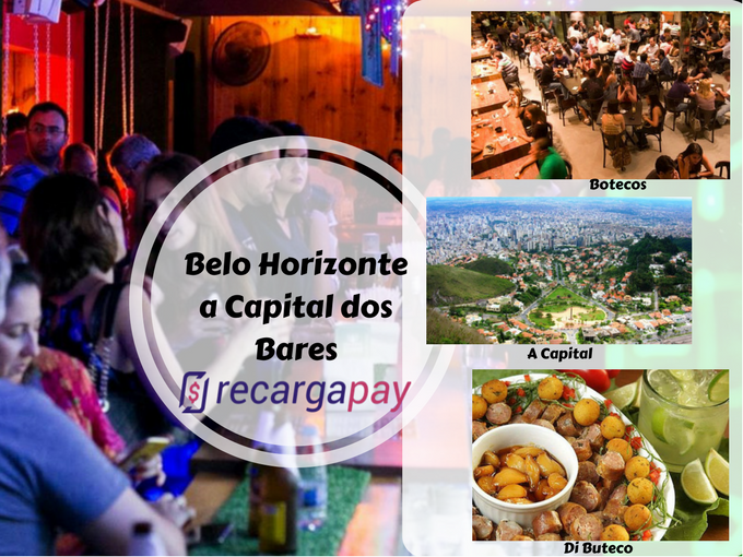 Belo Horizonte a Capital dos Bares