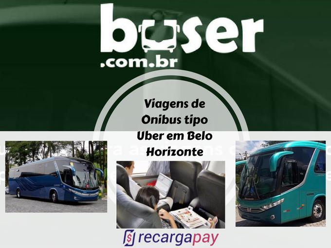 Viagem de Ônibus tipo Uber