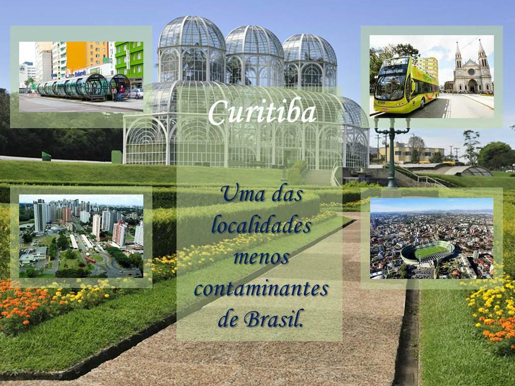 Curitiba, cidade verde