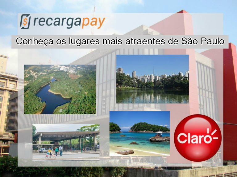conheça os lugares mais atraentes de São Paulo