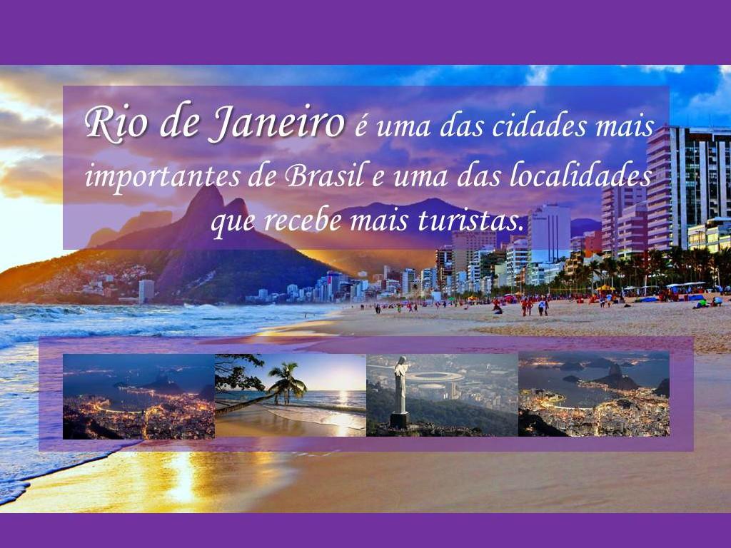 Río de Janeiro conta com 6.476.631 habitantes.