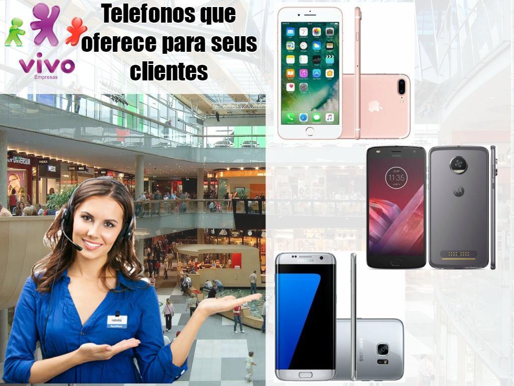 Os melhores celulares de Vivo em São Paulo