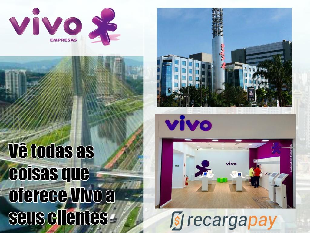 Conheça os serviços que oferece Vivo em São Paulo