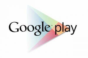 Logo da Play Store
