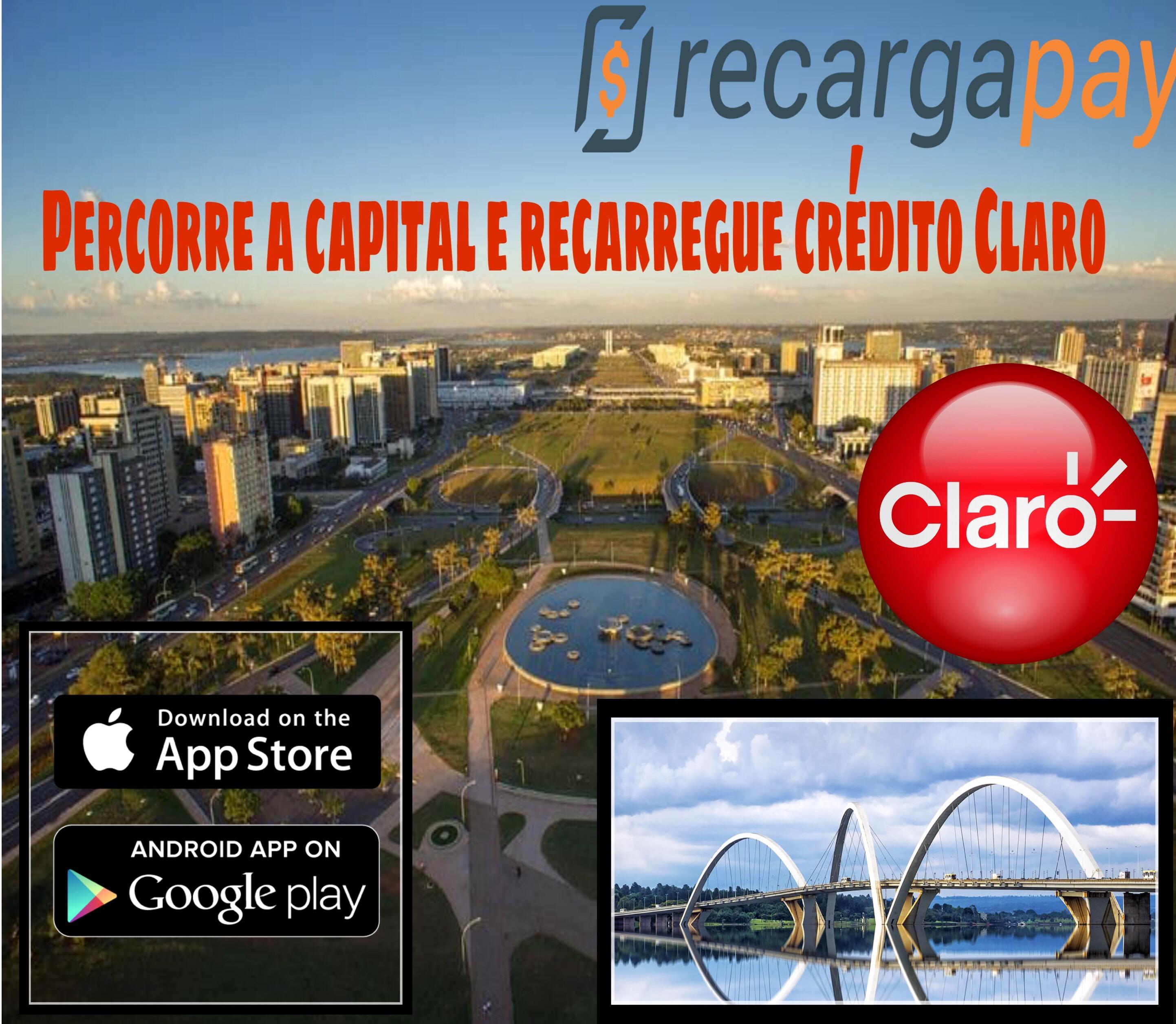 companhia claro em brasília