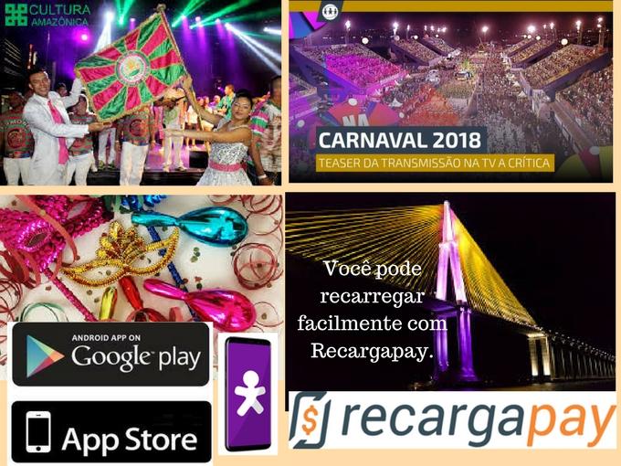 Carnaval em Manaus