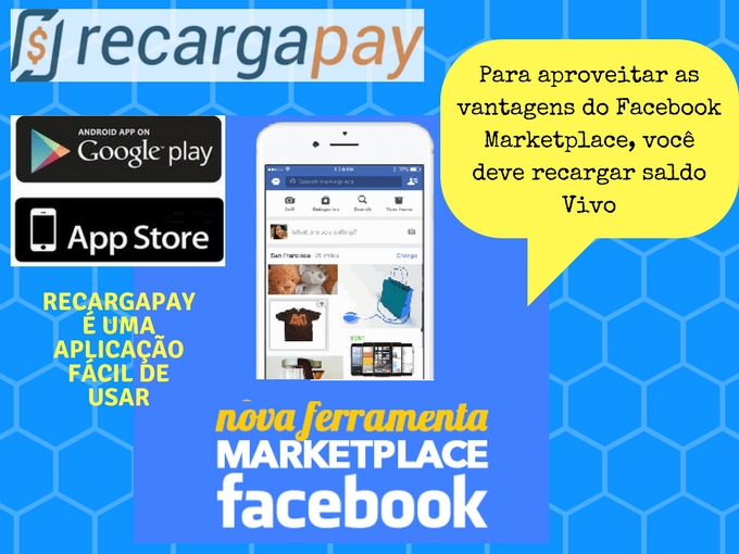 Marketplace Facebook Recargapay