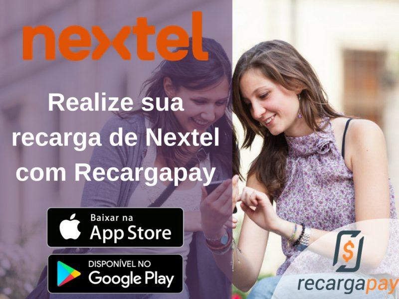Recargar Nextel gratis