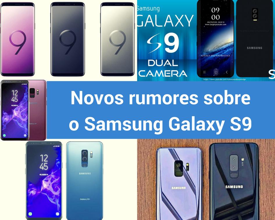 Novo Samsung S9