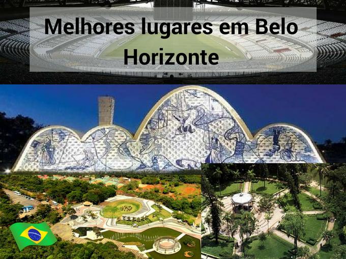 Melhores lugares em Belo Horizonte