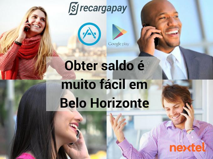 Obter saldo Nextel em Belo Horizonte