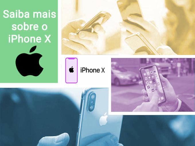Conheça o novo iPhone X e suas características