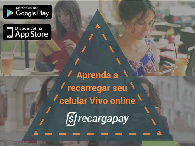 Aprenda a recarregar seu celular Vivo online