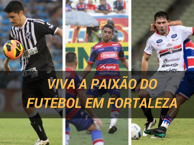 Melhores clubes de futebol em Fortaleza