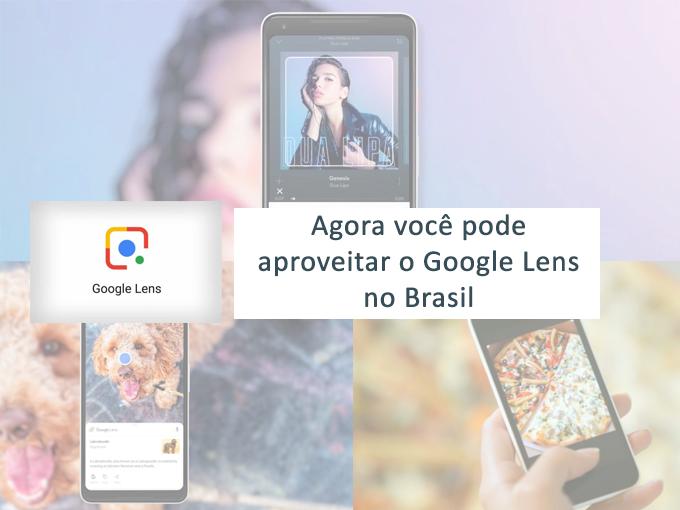 Conheça o novo aplicativo Google Lens