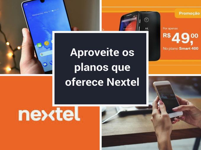 Planos oferecidos de Nextel jpg