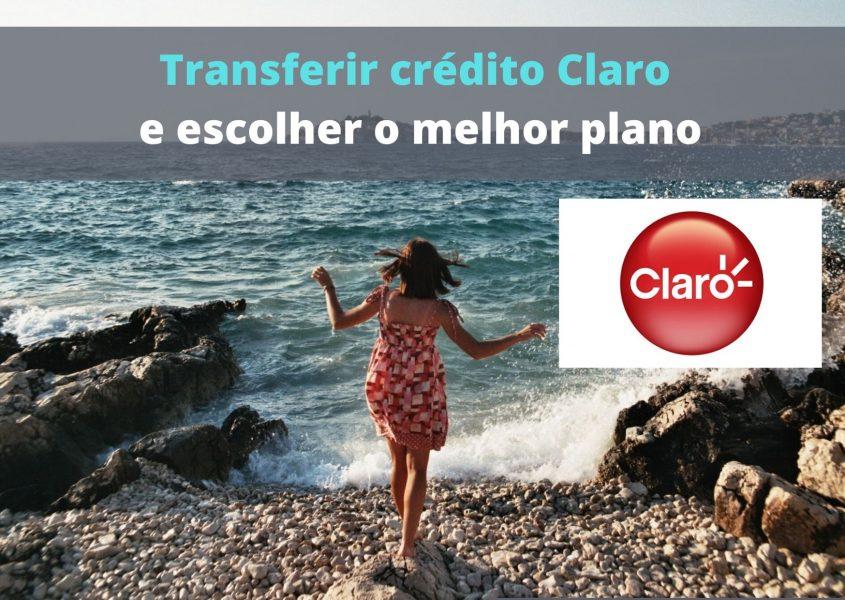 transferir credito claro facil