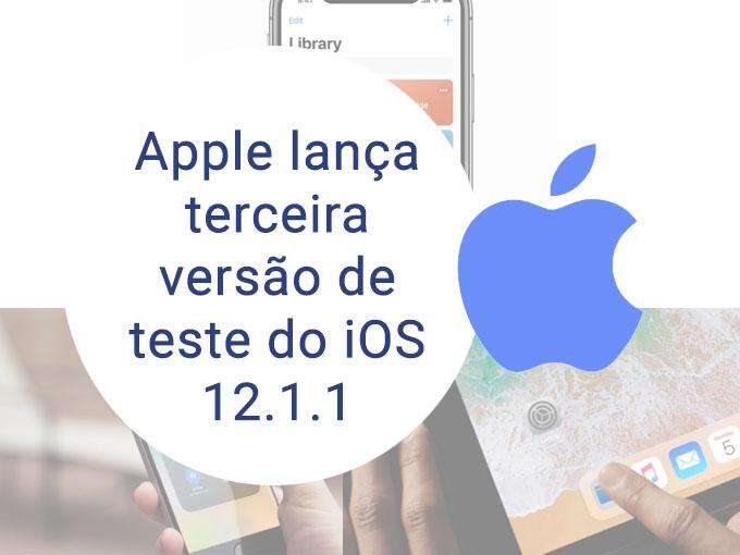 Conheça as novas atualizações do iOS