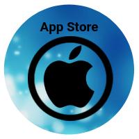 Pressione para baixar app para iPhone