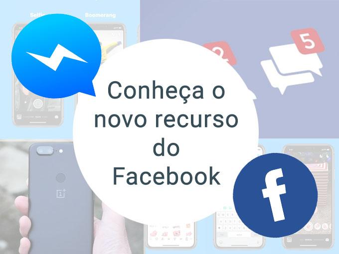Conheça os novos elementos do Facebook