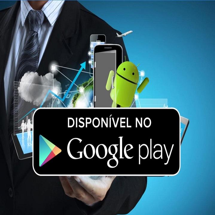 Disponível o aplicativo para Android aqui
