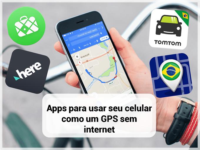 Apps para usar seu celular como um GPS sem internet