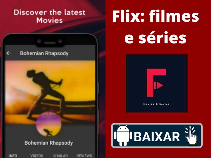 Flix: Filmes e séries